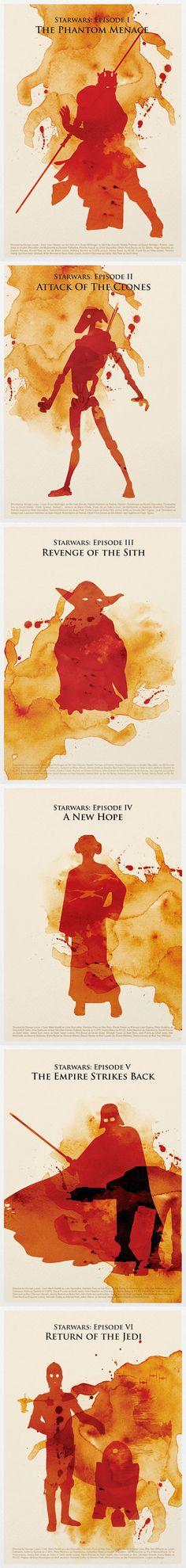 Poster of Star Wars Episode