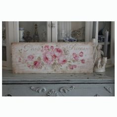 Paris Roses - Debi Coules Romantic Art