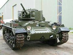 Tank infantry Mark III Valentine V