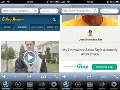 Download Web Videos To Your IPhone For Free With VDownload