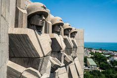 Monument of the Bulgarian-Soviet Friendship, Varna, Bulgaria