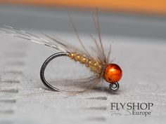 Squirrel Jig Nymph - Metallic Orange variant tied on a barbless jig hook. Great fly for brown trout and grayling. Metallic orange tungsten bead works great as a trigger. Fly Fishing Knots, Bass Fishing Tips, Walleye Fishing, Gone Fishing, Fishing Lures, Fishing Tricks, Fishing Rods, Carp Fishing, Fishing Tackle