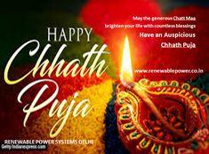 #Renewablepowersystemsdelhi wishes #Chhathpuja2020