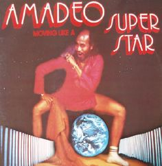 Amadeo - Moving Like A Superstar at Discogs