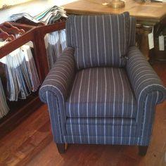 Ralph Lauren Loudon Club Chair Pair
