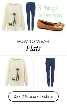 """""""3 things collection"""" by littledesigns on Polyvore featuring Tory Burch"""