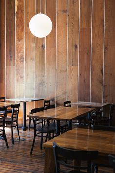 / Bar Tartine w/ B Series Table Bases Cafe Bar, Cafe Restaurant, Restaurant Design, Cafe Interior Design, Cafe Design, House Design, Celtic, Wall Finishes, Hospitality Design