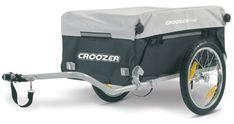 Croozer cargo-bike-trailer