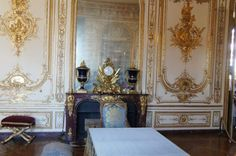Trip to Paris 2012: Palace of Versailles building and interior