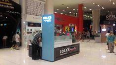 Lola's Cup Cake_MEP Project @ Dubai Mall