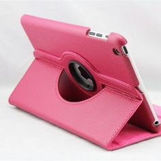PU Leather Case 360 Degrees Rotating Stand for iPad Mini [GDK1692] - $15.90 : egoodeal, online shopping for wholesale consumer electronics