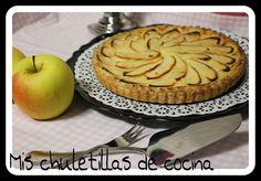 Mis Chuletillas de Cocina: Tarta de Manzana