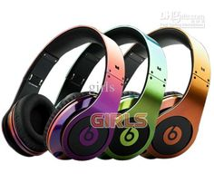 Wholesale Dre Headphones - Buy Studio Headphones Illusion Colors, $117.05 | DHgate