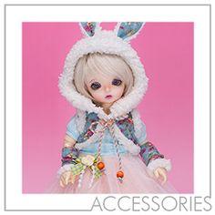 Flower Rabbit for LittleFee