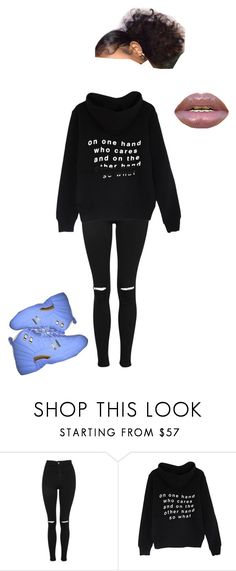 Untitled #158 by hcmad on Polyvore featuring Topshop