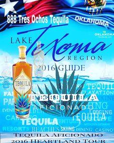 Tequila Aficionado is proud to have 888 Tres Ochos as a sponsor on the 2016 Heartland Tour! #taheartland #sponsored