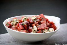 Salade-de-pastèque-féta-et-olives-noires-façon-Nigella-Lawson