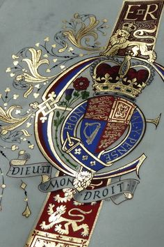 Looks like the work of British artist and illuminator Andrew Stewart Jamieson. Illuminated with coat of arms Medieval Manuscript, Medieval Art, Renaissance Art, Illuminated Letters, Illuminated Manuscript, Calligraphy Alphabet, Caligraphy, Font Alphabet, Graffiti Alphabet