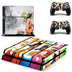 Faceplates, Decals & Stickers Active Ps4 Console Re:life In A Different World From Zero Decals Vinyl Skins Stickers Street Price Video Game Accessories