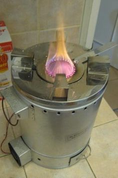Gasifier stoves  - showing many different designs and fuel types