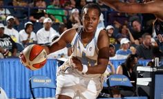 CHICAGO, IL - Chicago Sky – Allstate Arena  WNBA Basketball Game for Two with Marvin Sapp Performance on July 1 Game (Up to 59% Off). Six Options Available.
