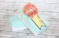 Box Stampin Up Envelope Punch Board