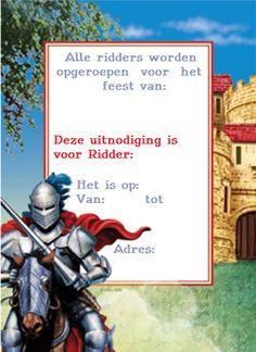 kasteel uitnodiging - Google zoeken