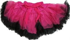 Pink and Black Tutu http://www.haloheaven.com/?Click=131327