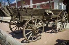old fashioned wagon - Google Search