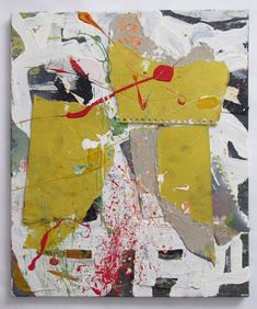 Untitled, Collage, Oil & Acrylic on Canvas, 60 x 50 cm, By EC 2013 Nature Reserve, Collage Art, Abstract Art, Sculpture, Canvas, Gallery, Painting, Image, Oil