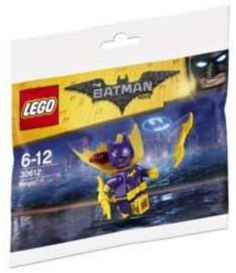 The LEGO Batman Movie Batgirl Polybag 30612 Is A Target Exclusive. – The Brick Show
