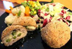 """Ugolinon Seikkailut: KANA """"ARANCINO"""" KESÄLLE Baked Potato, Potatoes, Meat, Chicken, Baking, Ethnic Recipes, Food, Potato, Bakken"""