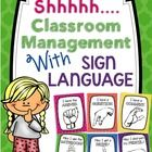 I used sign language in the classroom for the bathroom and water - I wouldn't mind adding more