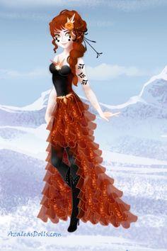 Badhbh by 2BlueWizards ~ Azalea's Dress Up Dolls