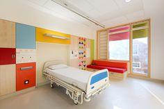 Morag Myerscough brightens the wards of Sheffield Children's Hospital