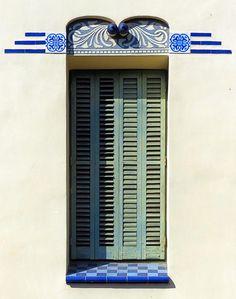 Casa Barraquer  1913  Architect: Manuel Joaquim Raspall i Mayol