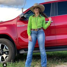 Image may contain: 1 person, standing and outdoor Sexy Cowgirl Outfits, Rodeo Outfits, Country Girls Outfits, Equestrian Outfits, Western Outfits, Redneck Clothes, Farm Clothes, Cowboy Girl, Western Girl
