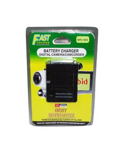 professional battery charger for digital camera (BPC-801) - China bid