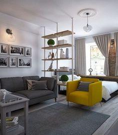 22 Creative Cute Apartment Studio Decor Ideas