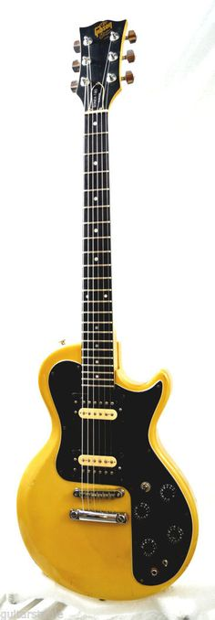 "Gibson Vintage 1980 Sonex 180 Custom High Ouput Gibson ""Dirty Fingers"" Coil Tap"