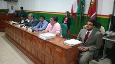 NONATO NOTÍCIAS: Câmara discutiu concurso realizado pelo municipio