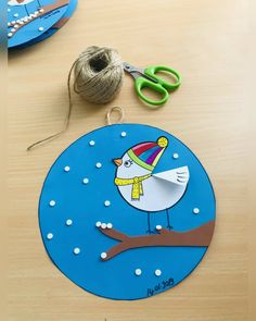 I have put together examples of artistic activities related to the . - I have put together examples of artistic activities related to the … - Preschool Christmas Activities, Kindergarten Art Projects, Art Activities, Preschool Crafts, Children Activities, Winter Crafts For Toddlers, Christmas Crafts For Kids To Make, Toddler Crafts, Bastelarbeit Winter