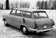 A motor hűtésproblémái miatt nem valósult meg a Skoda Hajaja – Autó-Motor Love Car, Motor Car, Cars And Motorcycles, Vintage Cars, Cool Cars, Ferrari, Volkswagen, Porsche, Classic Cars