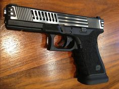 Glock 17Loading that magazine is a pain! Get your Magazine speedloader today! http://www.amazon.com/shops/raeind