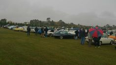 car show Ross Tasmania 18th May 2014