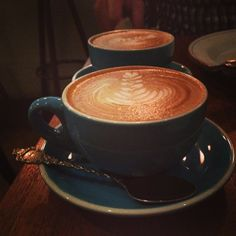 Instagrammer emcallaghan1 loves a late night caffeine hit at Penny University in Canberra