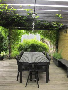 , Garden Pergola Black - - Pergola De Madera Modernas - Freestanding Pergola Ideas Privacy Screens There are plenty of stuff that might lastly comprehensive the yard, similar to an existing.