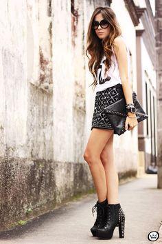 FashionCoolture - 29.03 Choies beaded lita SheINside jacket t-shirt spikes chanel (8)