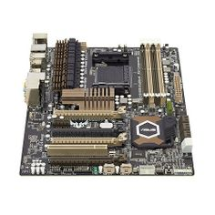 Amazon.com: ASUS SABERTOOTH 990FX R2.0 AM3+ AMD 990FX SATA 6Gb/s USB 3.0 ATX AMD Motherboard: Computers & Accessories