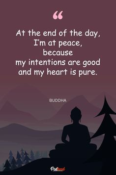 15 Buddha Quotes on Love, Peace, and Happiness